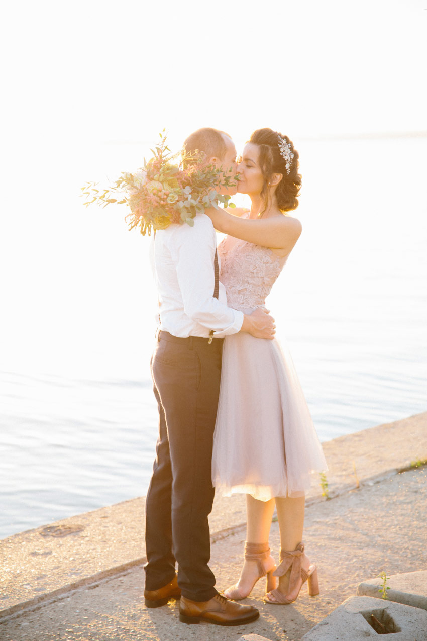 Alexandra & Alex - Weddings