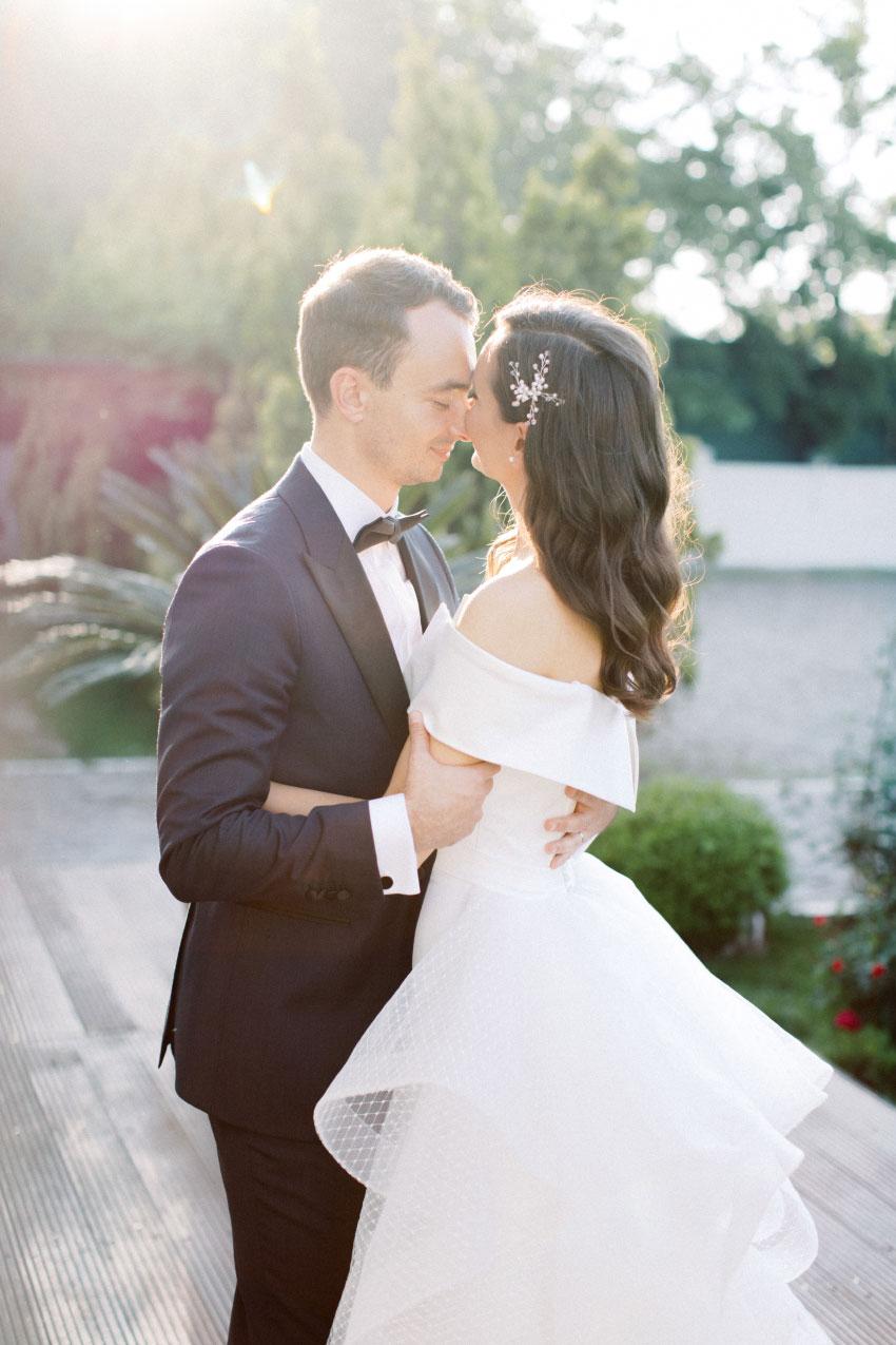 Alexandra & Alex {Wedding}