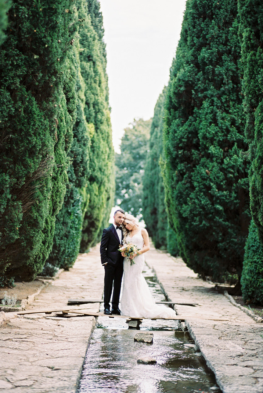 Andreea & Lucian / shot on film - Weddings