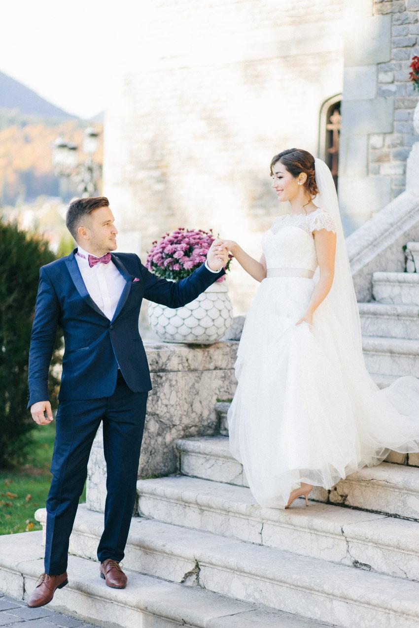 Cornelia & Vlad - Weddings
