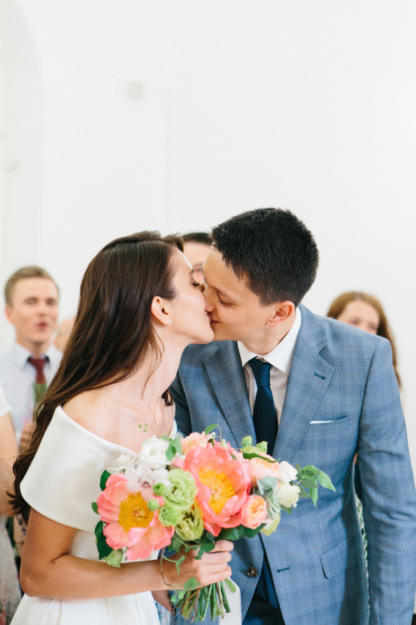 Elena & Iulian {Civil wedding}