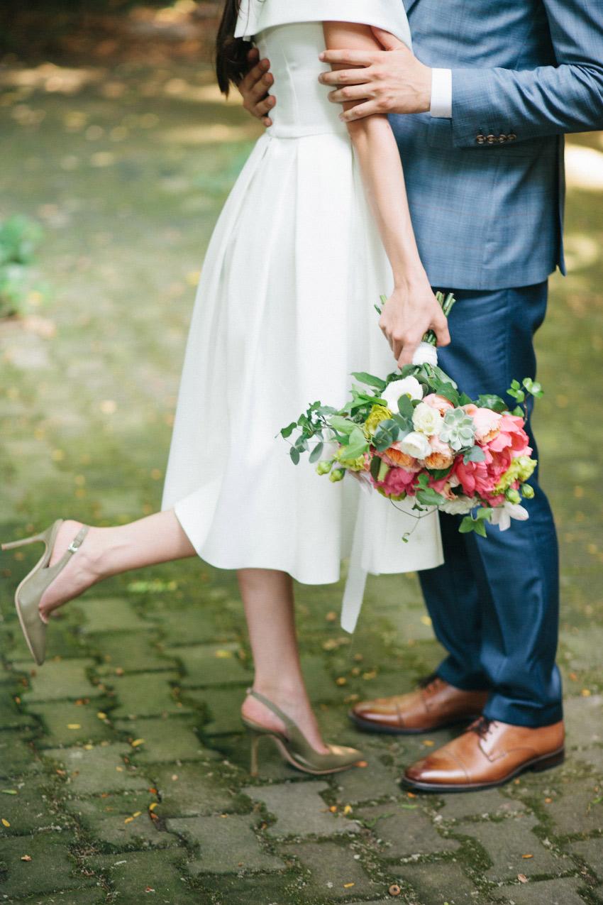 Elena & Iulian {Civil wedding}