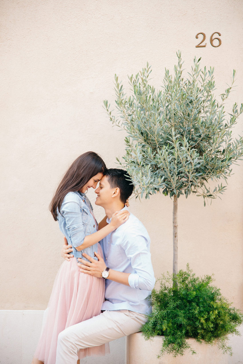 Elena & Iulian - Engagements