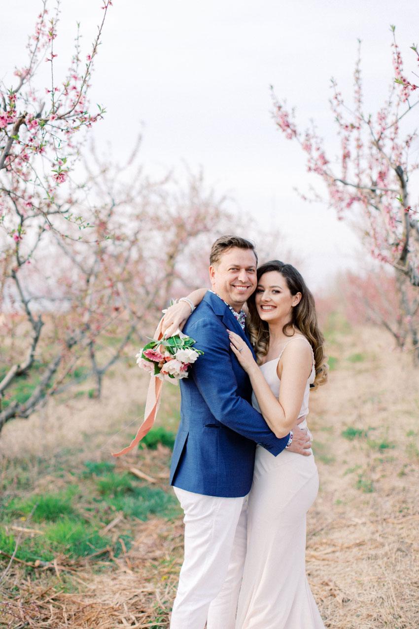 Elvira and Liviu - Romantic Spring celebration