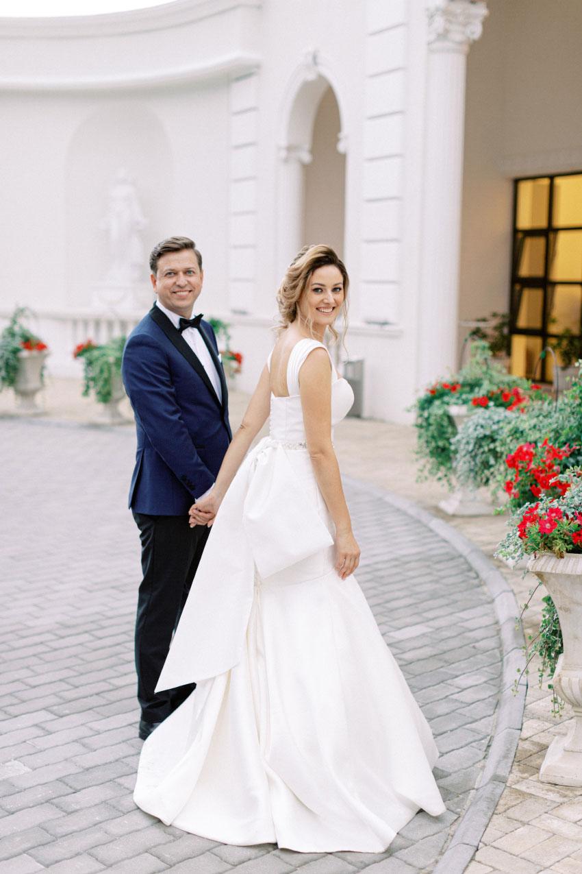 Elvira & Liviu {Wedding}