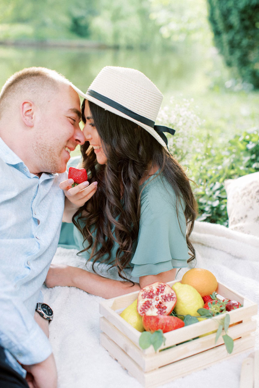 Ioana & Claudiu - Engagements