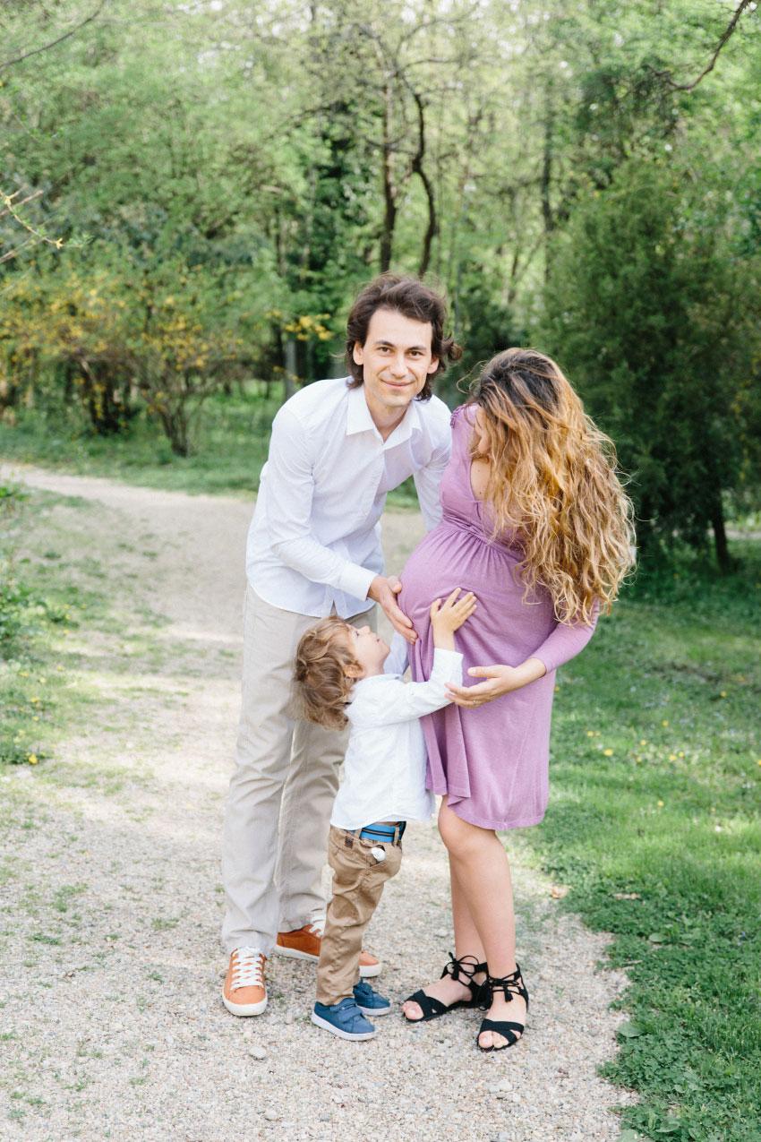 Ioana, Sergiu & Sebi {Family}