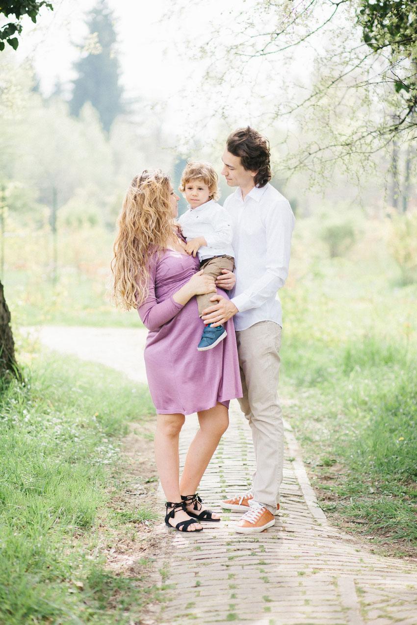 Ioana, Sergiu & Sebi - Family