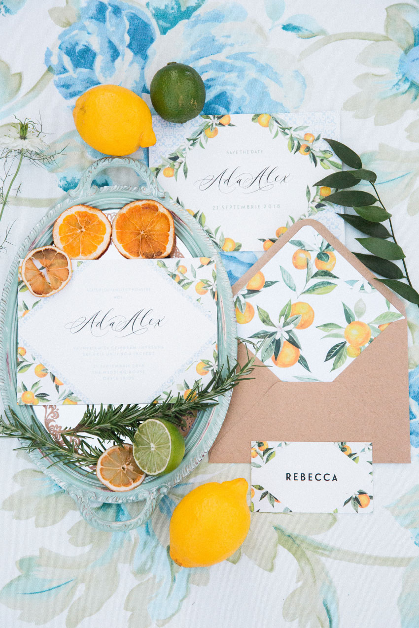 Mediterranean Flavours - Styled Shoots