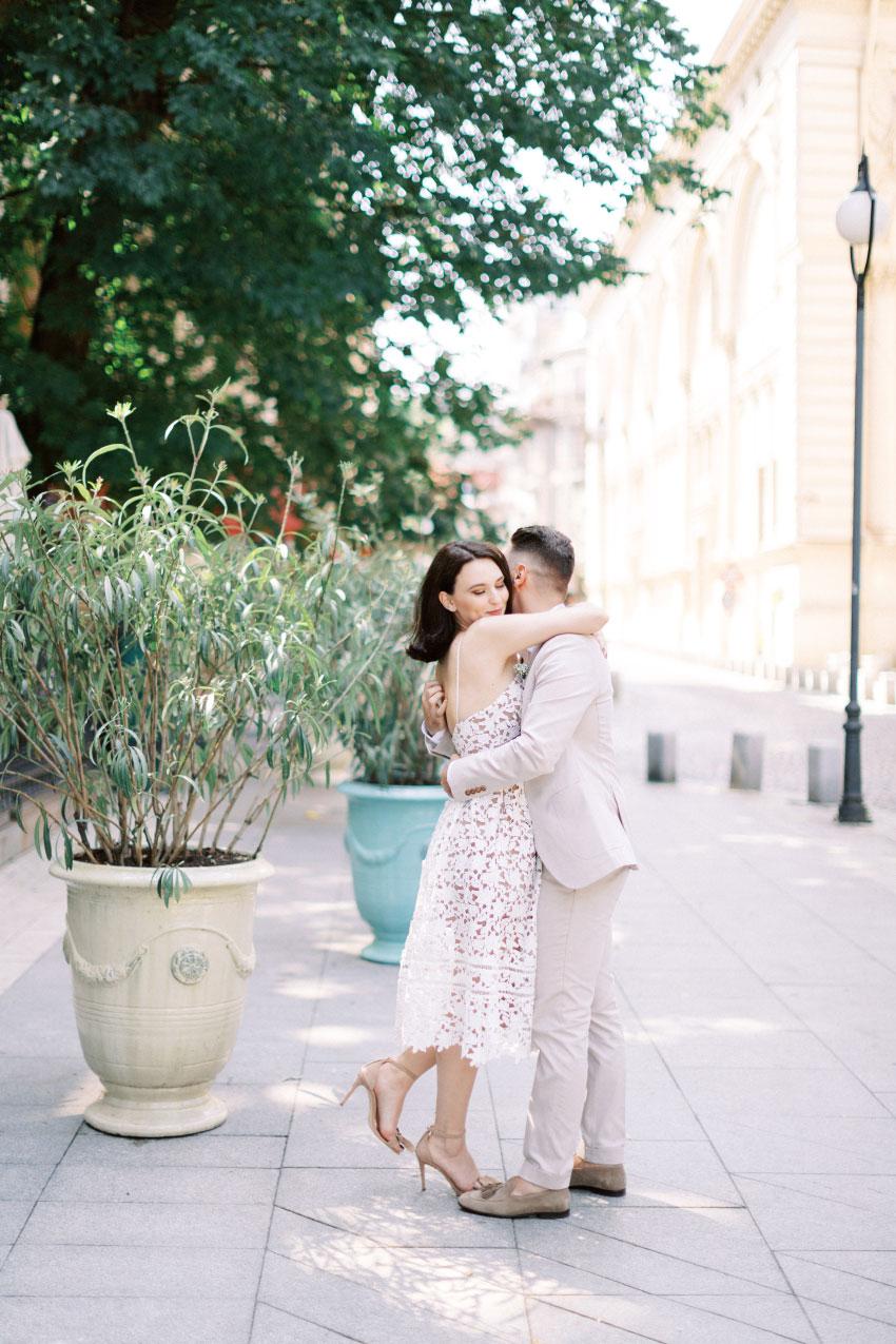Sabina & Catalin - Engagements