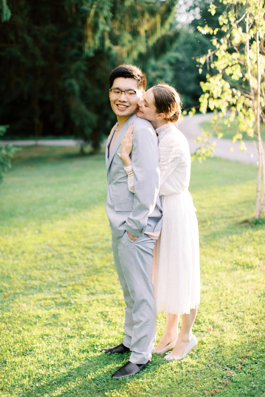 Silvia & David {Wedding}