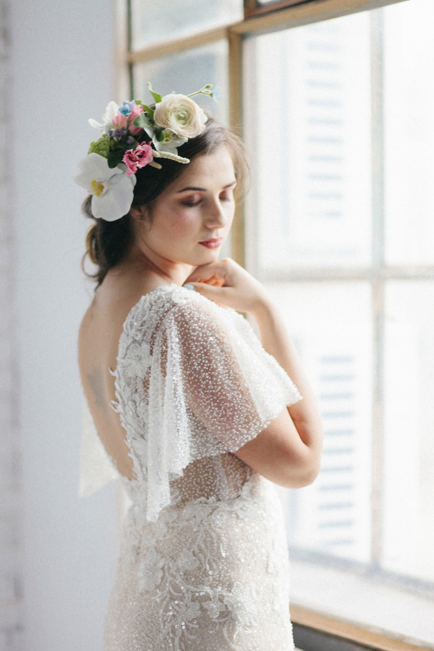 Elegant Romantic Blush Wedding - Styled Shoots