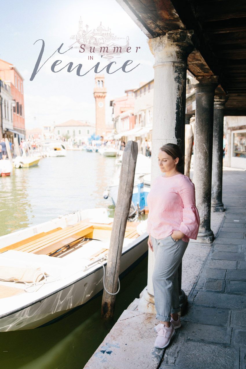 Summer in Venice - Destination