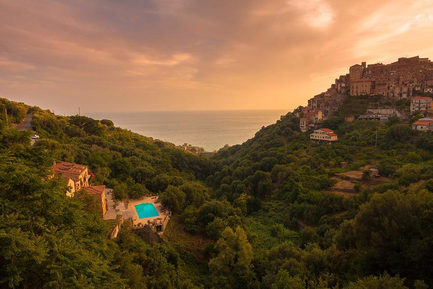 {Italy} Summer break