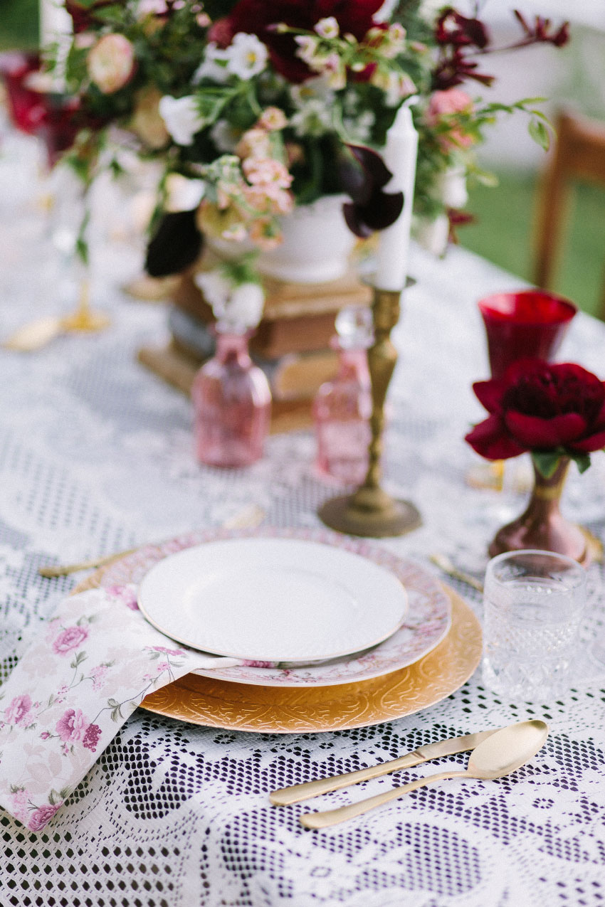 Vintage Chic Inspired