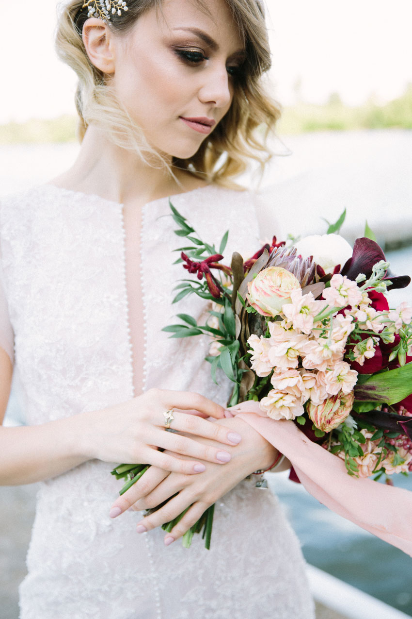 Vintage Chic Inspired - Styled Shoots