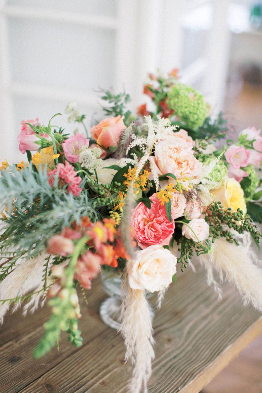 The Wedding Company autumn magic - Styled Shoots