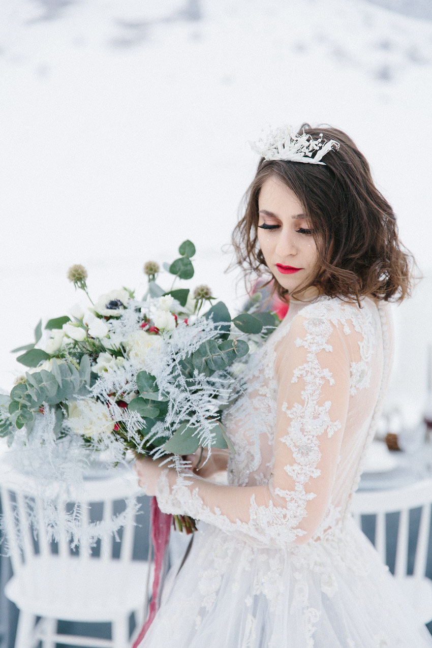 Winter Bride Styled Shoot